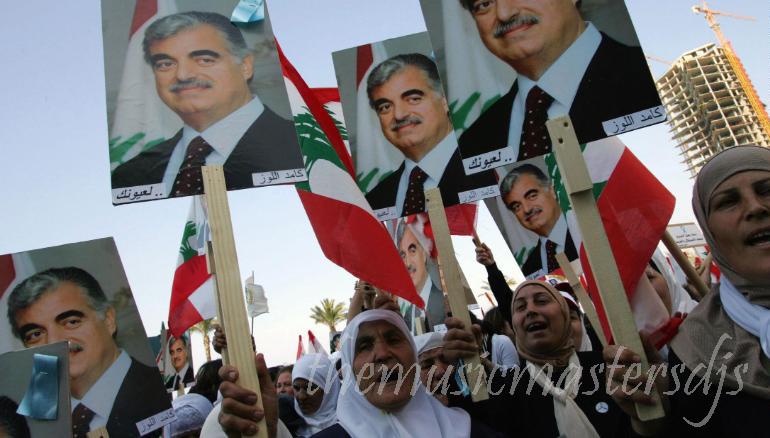 การลอบสังหาร ราฟิกฮารีรีอดีตนายกรัฐมนตรีเลบานอนผู้ต้องสงสัยในการวางระเบิดเมื่อปี 2548 ซึ่งสังหารอดีตนายกรัฐมนตรีเลบานอนราฟิคฮารีรี