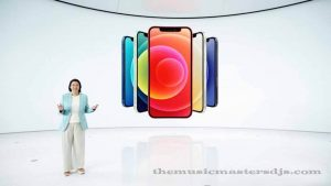 Apple เปิดตัว iPhone 5G เครื่องแรก