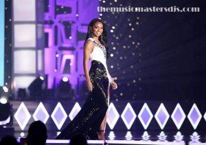 ผู้หญิงผิวดำคนแรก ได้รับการสวมมงกุฎ Miss USA