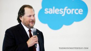 Salesforce ซื้อบริการแชทงาน Slack