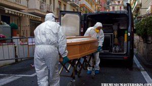 สหรัฐฯมีผู้เสียชีวิต จากไวรัสมากกว่า 4,000 รายต่อวัน