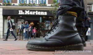 Dr Martens มีมูลค่าการขายหุ้น 5 พันล้านเหรียญ