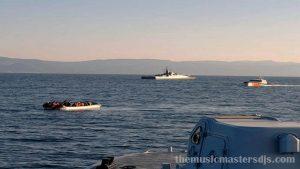 กรีซกล่าวหาตุรกี ว่าพาผู้อพยพหนีภาษีเรือ
