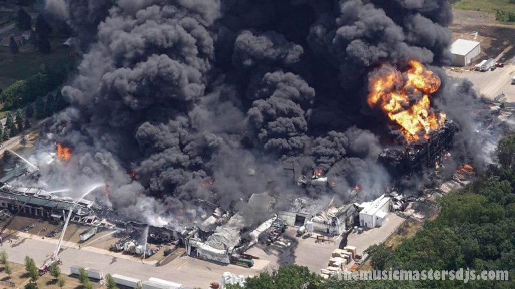 Feds ตรวจสอบโรงงานเคมีในรัฐอิลลินอยส์ หลายสัปดาห์ก่อนการระเบิด โรงงานเคมีทางตอนเหนือของรัฐอิลลินอยส์ซึ่งได้รับผลกระทบจากการระเบิด