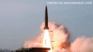 เกาหลีเหนือยิงขีปนาวุธทดสอบครั้งที่ 2