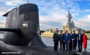ฝรั่งเศสชี้เรือดำน้ำออสเตรเลีย-สหรัฐฯ ตกลงผิดพลาด