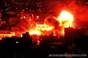 กองทัพอิสราเอล เปิดฉากโจมตีพื้นที่ของกลุ่มฮามาส