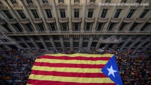 การเจรจากับสเปนกระชับการแบ่งแยก